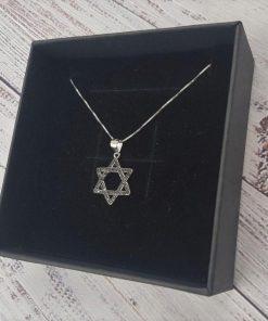 תמונה של תכשיטים לגבר תליון מגן דוד