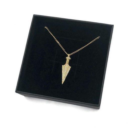 תמונה של תכשיטים לגבר שרשרת זהב יוקרתית