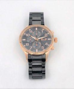 תמונה של שעון לגבר gp בצבע אפור רוז