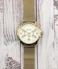 תמונה של שעונים לגבר בצבע זהב יוקרתי