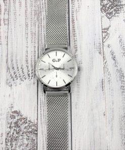 תמונה של שעונים לגבר שעון כסף יוקרתי ומיוחד