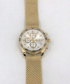 תמונה של שעון יד לגברים בצבע זהב מבית gp