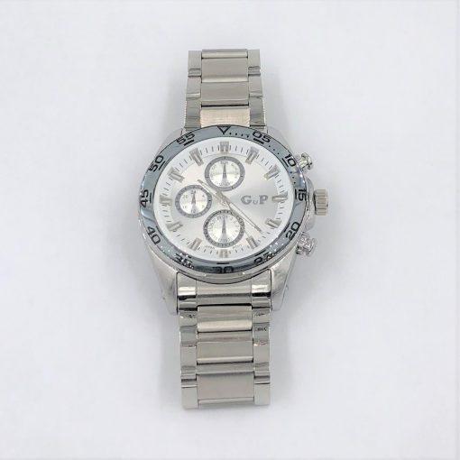 תמונה של שעונים לגבר בצבע כסף מבית gp