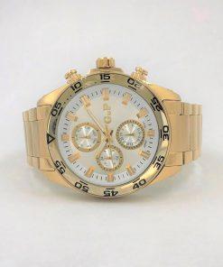 תמונה של שעוני gp לגבר בצבע זהב מיוחד
