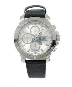 תמונה של שעון יד לגבר בצבע שחור