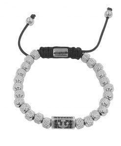תמונה של צמיד עוגן לגבר מכסף מבית מיסטר לקס תכשיטים