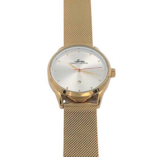 תמונה של שעונים לגבר פנטרה בצבע זהב יוקרתי ומיוחד