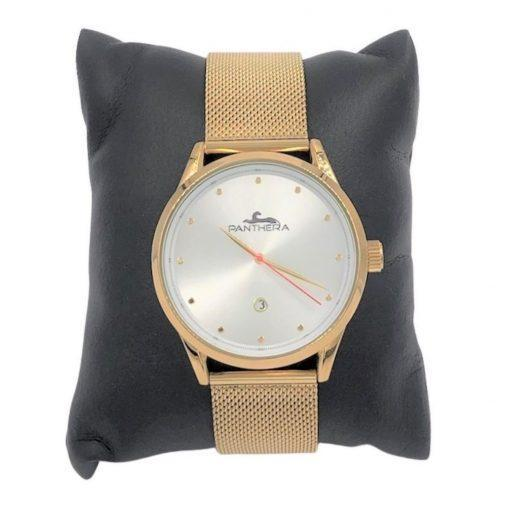 תמונה של שעונים לגברים בצבע זהב יוקרתי ומיוחד מבית פנטרה