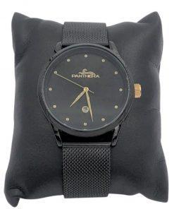 תמונה של שעונים לגבר בצבע שחור מבית פנטרה מותג השעונים