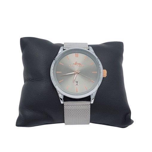 תמונה של שעון מיוחד לגבר מבית פנטרה בצבע כסף