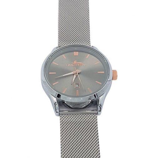 תמונה של שעון לגבר מבית פנטרה בצבע כסף מיוחד